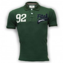 Fitch Polo Shirt SB01P Deep Green