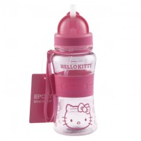 Hello Kitty Water Bottle - Pink