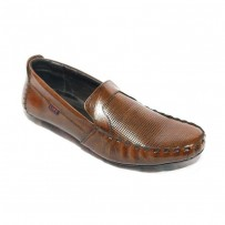 Men's Leather Loafer Shoes FFS133