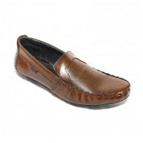 Men's Leather Loafer Shoes FFS133