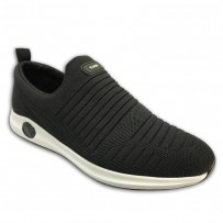 Adidas Gents Faux Leather Sneakers ADS39
