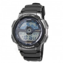 CASIO Sport Multi-Function Grey Dial Watch AE1100W 1AVDF