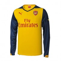 Arsenal Full Sleeve Away Jersey 2014-15