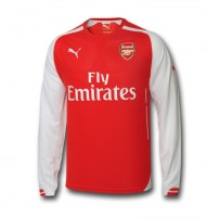 Arsenal Full Sleeve Home Jersey 2014-15