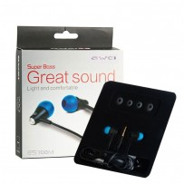Original AWEI ES300m Super Bass Noise Isolating Earphones