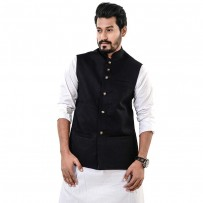 Joy Bangla Coat - Exclusive Solid Vest Coats - BA371