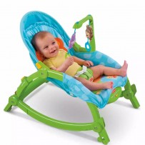 Fisher Price Newborn to Toddler Portable Rocker MCH017