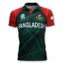 ICC World Twenty20 - 2016 Bangladesh Cricket Team Jersey