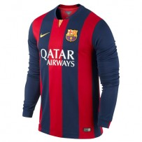 FC Barcelona Full Sleeve Home Jersey 2014-15