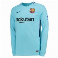 FC Barcelona Full Sleeve Away Jersey 2017-18