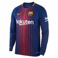 FC Barcelona Full Sleeve Home Jersey 2017-18