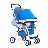 BAOBAOHAO 711-B160 Light Weight Baby Stroller BBH103 : Blue