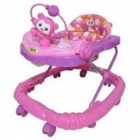 BLB Multifunctional Baby Walker - 6332 Pink