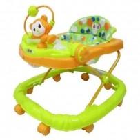 BLB Multifunctional Baby Walker - 6333 Yellow