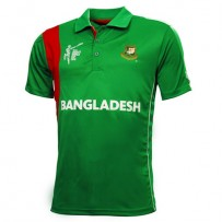 ICC World Cup 2015 Jersey : Bangladesh Men's Team Tech Polo