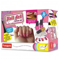 Funskool Nail Art Game