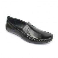 Men's Leather Loafer Shoes FFS135