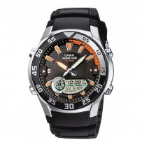 CASIO Marine Gear Moon Tide Graph Watch AMW 710 1AVDF