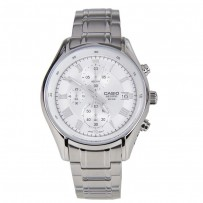CASIO Beside Series Stainless Steel Watch BEM 512D 7AVDF