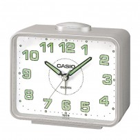 CASIO Table Top Travel Alarm Clock TQ 218