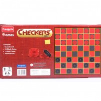 Funskool Checkers +5 Board Game