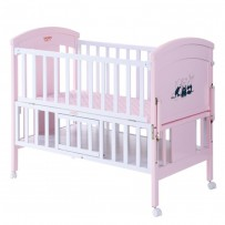SAORS Multi-function Baby Cradle Bed MCH070
