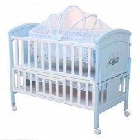 SAORS Multi-function Baby Cradle Bed MCH071