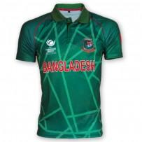 ICC Champions Trophy 2017 - Bangladesh Cricket Team Jersey (Green Version)