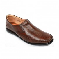 Men's Leather Loafer Shoes FFS136