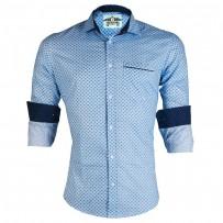 PRODHAN Pure Cotton Casual Ball Printed Shirt PC250