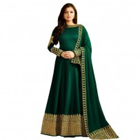 Heavy Designer Party Wear Long Anarkali WF048