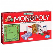Discovery Toy's Monopoly - The Original Version - Basic Quality Board Game