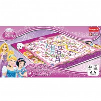 Funskool Disney Princes Snakes & Ladders Board Game