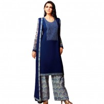 Exclusive Eid Special Designer Embroidered Cotton Salwar Suits WF020