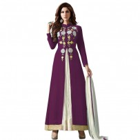 Exclusive Eid Special Indo Western Style Anarkali Suit WF074