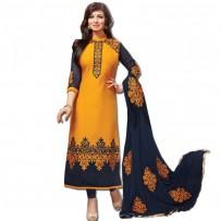 Exclusive Eid Special Ayesha Takia Embroidered Salwar Kameez WF008
