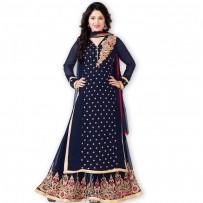 Exclusive Eid Special Embroidered Floor Length Salwar Kameez WF013