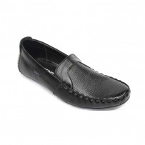 Men's Leather Loafer Shoes FFS140