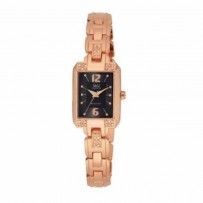 Q&Q F339-002Y For Women Analog Metal Watch