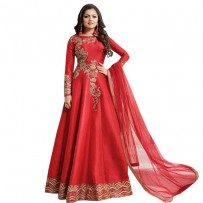 Heavy Designer Party Wear Long Anarkali WF046
