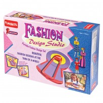 Funskool Fashion Design Studio Game