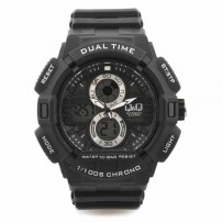 Q&Q GW81J001Y Digital White Dial Men's Watch