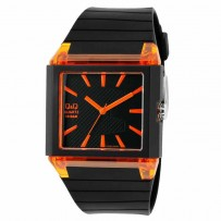 Q&Q GW83J004Y Analog Black Dial Men's Watch