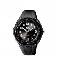Q&Q GW84J001Y Regular Analog Black Dial Men's Watch