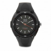 Q&Q GW84J003Y Regular Analog Black Dial Men's Watch