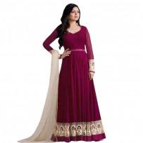 Heavy Designer Party Wear Long Anarkali WF041
