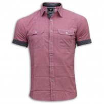 H&M Stylish Pure Cotton Casual Shirt HM101