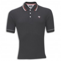 C & X Polo Shirt MH25P Gray60
