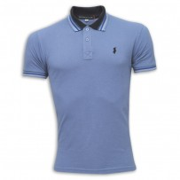 U.S Polo Shirt MH40P Skyblue