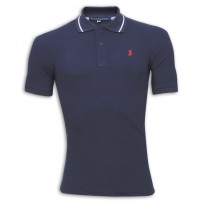 U.S Polo Shirt BA15 Navy Blue
